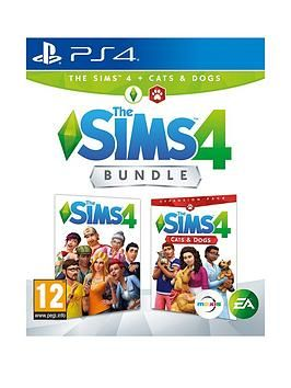 Sims 4 Plus Cats And Dogs Bundle Ps4 Sims 4 Bundle Sims Sims 4