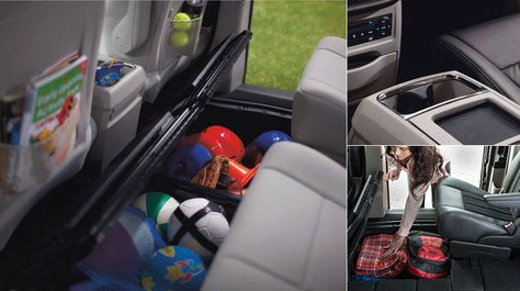 2015 Chrysler Town And Country Interior Storage Chrysler Town