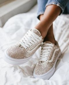 12 Prom Shoes That Will Keep You Comfy | Scarpe glitter