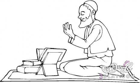 رسومات للتلوين معبرة صور اسلامية للتلوين 3dlat Net 20 17 0939 Male Sketch Coloring Pages Art