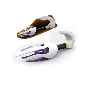 靴 紫外線