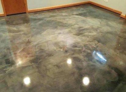 Painting Techniques Concrete Floors