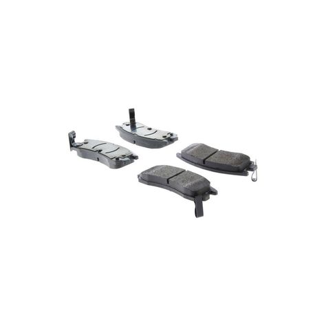 Centric Parts Disc Brake Pad Set Brake Pads Chevrolet Lumina Oldsmobile Toronado