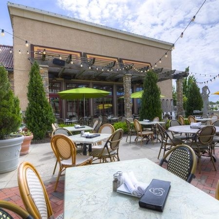 Enjoy A Spectacular View When Dining On The Patio At Trezo Mare. Recently  Voted #1 In Kansas City By Ingrams Magazine. | Pinterest | Food