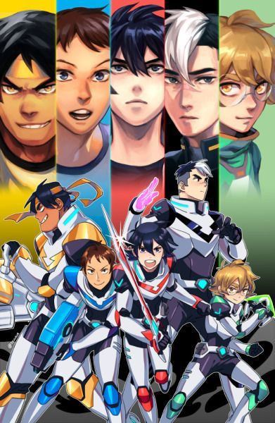 Preferences and Imagines/One-Shots for the Voltron