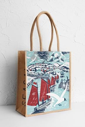 Christmas Bauble Design Paper Carrier Bags