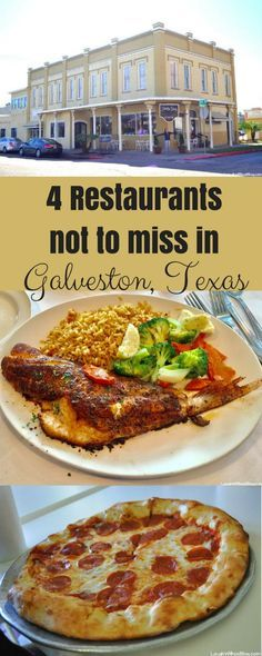 Spring Break İdeas Where to eat in Galveston, Texas - Texas Travel Talk - Galveston Texas Beach, Galveston Seawall, Galveston Island, Galveston Cruise, Texas Vacations, Texas Roadtrip, Texas Travel, Family Vacations, Restaurants