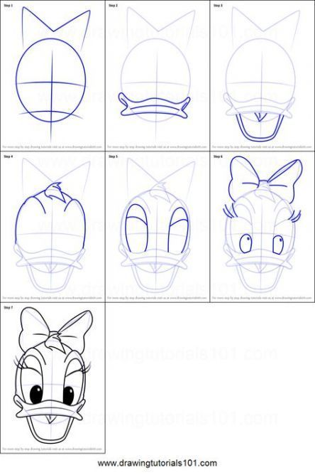 Zeichnen Schritt Fur Schritt Disney Mickey Mouse 43 Ideen Disney Zeichnen Anleitung Comicfiguren Zeichnen Disney Zeichnen