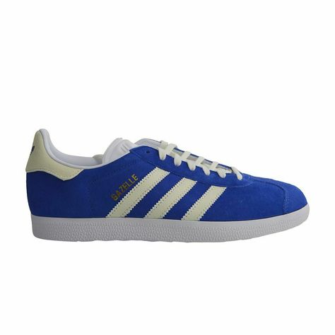 Pin en Zapatillas Adidas Gazelle Hombre Azul