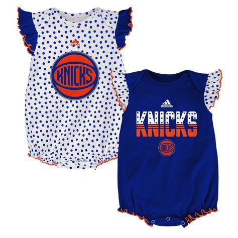 289006981 Knicks Baby Girl Dotty Duo