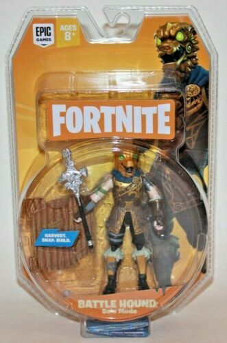 Fortnite Jazwares 4 Action Figure Series 2 Battle Hound Solo Game