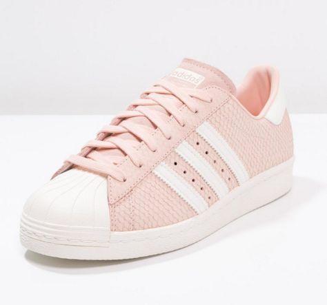 Adidas Originals SUPERSTAR 80S Baskets basses blush pink