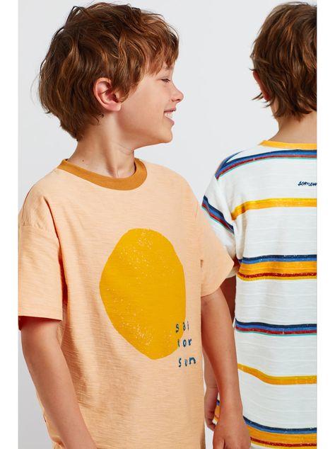 Image 1 of 'SAILOR SUN' T-SHIRT from Zara