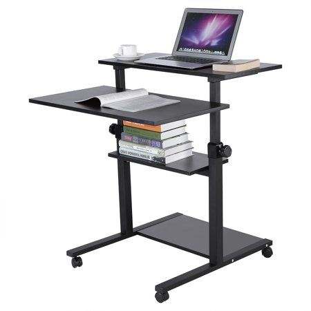 Home Stand Up Desk Adjustable Height Desk Work Station Desk