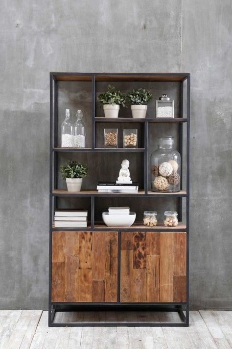 5 Ways to bring the Industrial look into your home