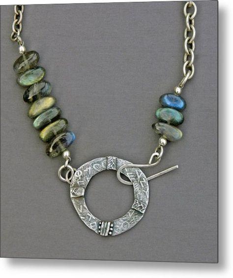 Silver Bracelet For Baby Metal Clay Jewelry, Metal Necklaces, Copper Jewelry, Stone Jewelry, Wire Jewelry, Jewelry Necklaces, Metal Jewelry Handmade, Metal Jewelry Making, Hardware Jewelry