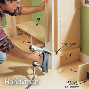 How To Build A Built In Bookcase Bookcase Diy Built In Bookcase Bookcase Plans
