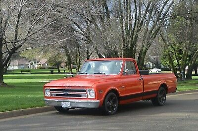 1968 Chevrolet C 10 Pickup Truck Pro Touring Full Restoration Old