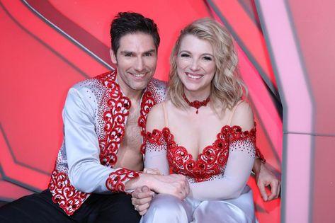 Let S Dance Wahnsinn So Viel Hat Iris Mareike Steen Abgenommen Mareike Steen Iris Mareike Gzsz Stars