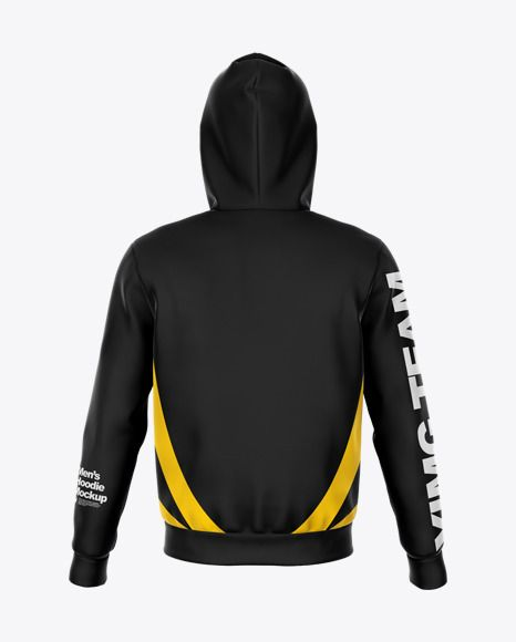 Download Zipped Hoodie Mockup Back View In Apparel Mockups On Yellow Images Object Mockups Hoodie Mockup Clothing Mockup Shirt Mockup