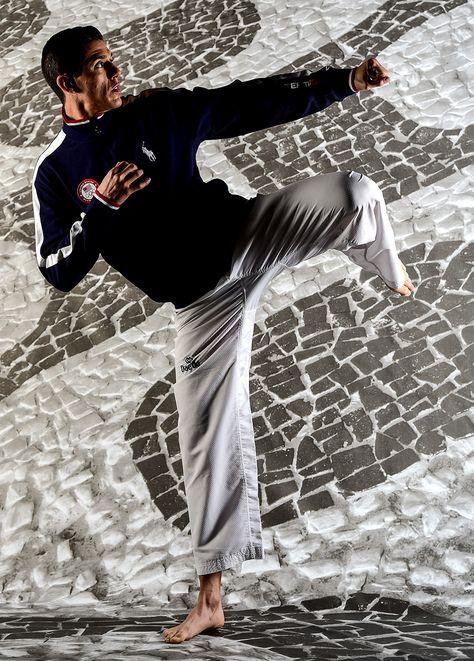 Steven Lopez: Taekwondo : Rio Olympics 2016: Portraits of Team USA athletes