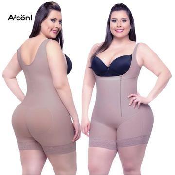 1c75e58c1f Shaper Shapewear Slimming body Underwear Corset Women Modeling Strap waist  trainer Full Body Shaper butt lifter control bodysuit