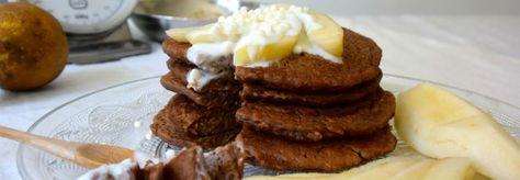 Ontbijt voor sporters: Proteïne pannenkoeken
