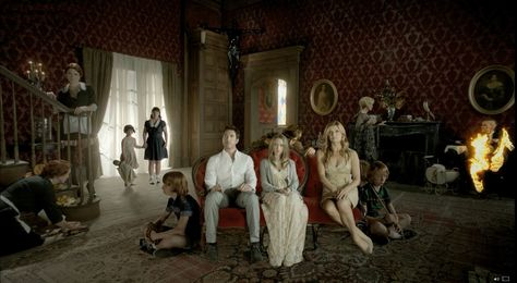 American Horror Story Photo: the harmons and friends