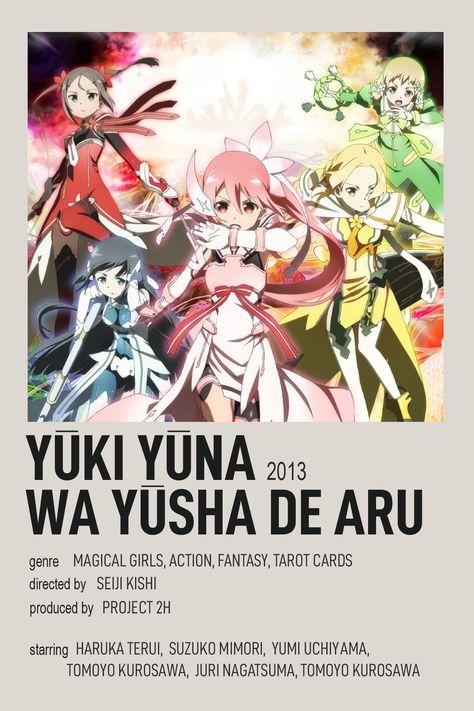 Yuki yuna is a hero