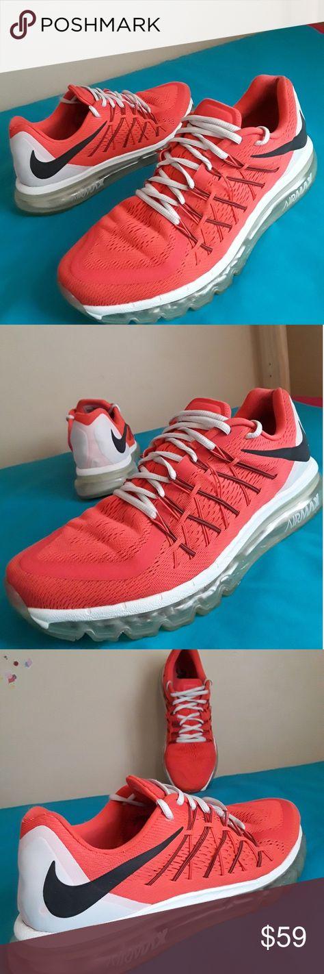 Nike Air Max Plus in weiß rotwhite red Foto: fanamss