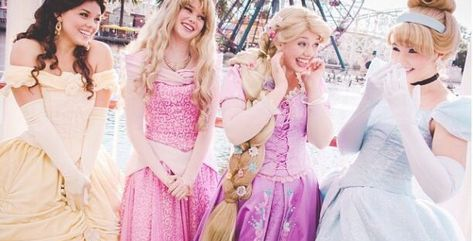 How to Complete the Disney Princess Challenge – Fairy God Bloggers