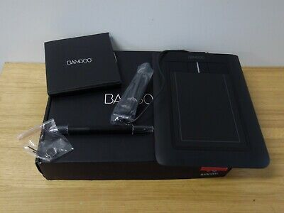 Wacom Bamboo Pen And Touch Cth 460 Tablet W Stylus Affilink