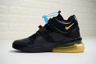 6f1136ddd1c9 Mens Nike Air Force 270 Dream Team Black Court Purple AH6772 040 Sneakers