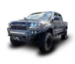 2005 2011 Toyota Tacoma Octane Front Winch Bumper 2011 Toyota Tacoma Winch Bumpers Toyota Tacoma