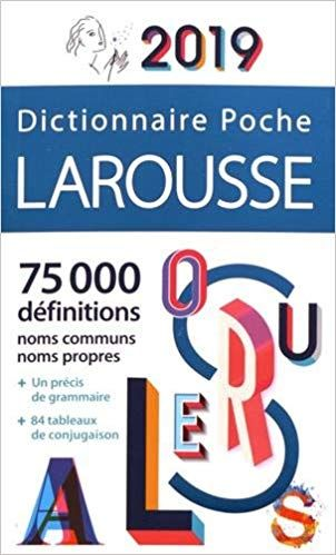 Amazon Fr Larousse De Poche 2019 Collectif Livres
