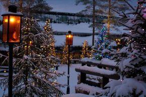 Herunterladen Hintergrundbild Happy New Year, Sekt, Schneemänner,  Bengal Lichter, Gläser, Neues Jahr 2018, Xmas, Christmas | Ferien |  Pinterest