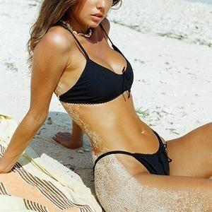 Bikini Halvstring