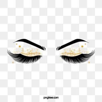 Ferramentas De Maquiagem Criativa Maquiagem Clipart Ferramentas Clipart Beleza Imagem Png E Psd Para Download Gratuito Thicker Eyelashes Black Curls Makeup Clipart