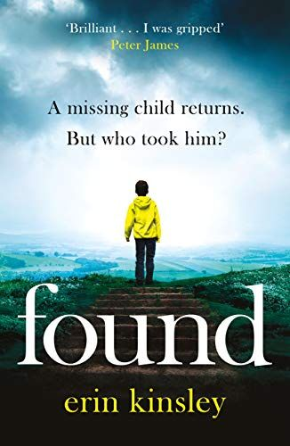 Found The Most Gripping Emotional Thriller Of The Year A Bbc Radio 2 Book Club Pick By Erin Kinsley Thriller Book Club Bbc Radio