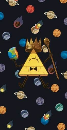 Bill Cipher Phone Wallpaper Gravity Falls Bill Gravity