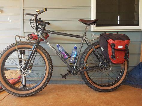 Pin By Dylan Lared On Bikes Bike Camping Bike Route Adventure Bike