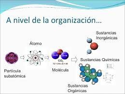 Atomos Moleculas Y Sustancias Buscar Con Google Molecula Atomo Química