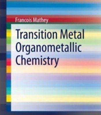 Transition Metal Organometallic Chemistry Pdf Chemistry