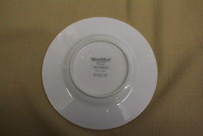 Set Of 7 Villeroy Amp Boch Bone China Intarsia 7 034 Bread Butter