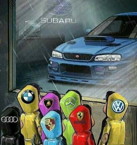 Subaru Subaru Subaru Cars Super Cars