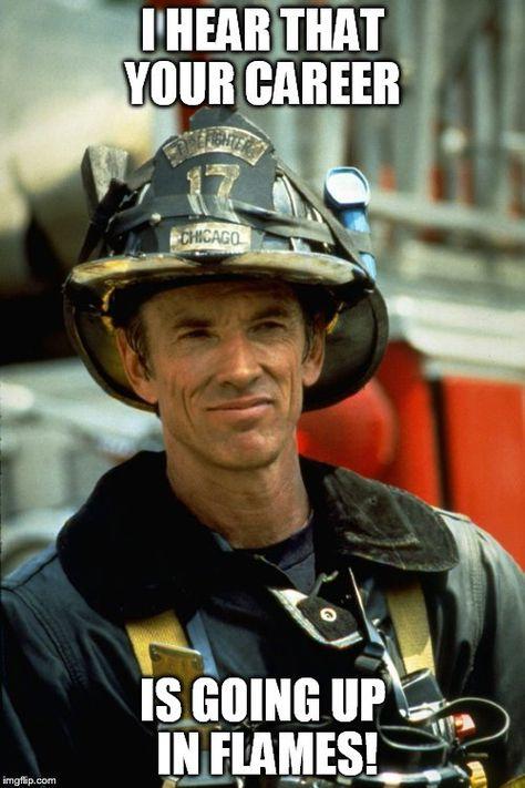 Firefighter meme old Funny Firemen
