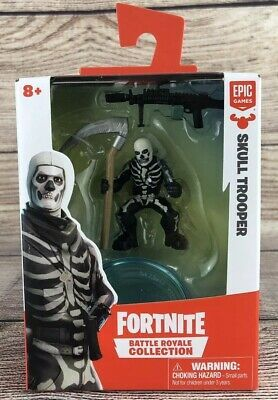 Skull Trooper Fortnite Battle Royal Collection Toys Series Action Figure 2/""