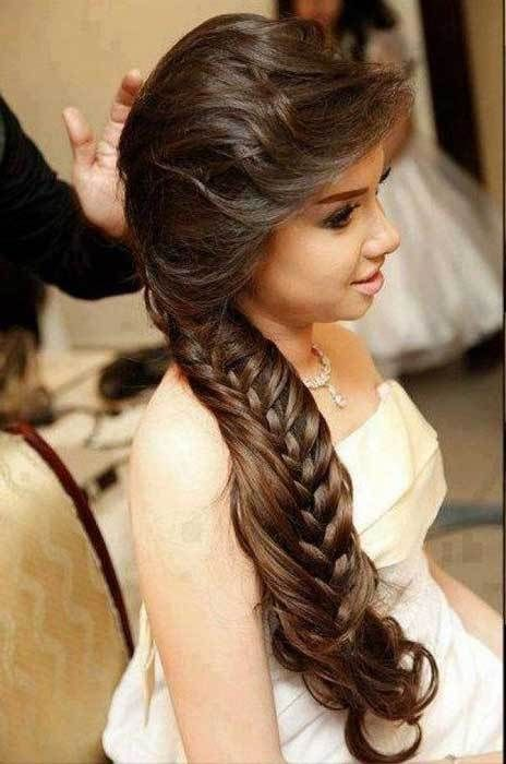 Indian Wedding Hairstyles For Indian Brides A Loose Khajuri