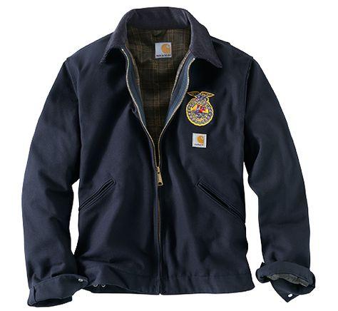 The FFA Carhartt Classic Jacket http://shop.ffa.org/the-ffa-carhartt-classic-jacket-p42191.aspx