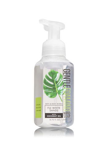 Fiji White Sands Gentle Foaming Hand Soap Bath And Body Works In